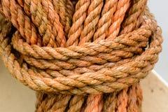 Altes Seil lizenzfreies stockfoto