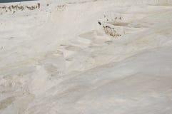 Altes Soda Springs von Pamukkale, die Türkei Stockbilder