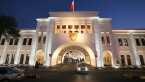 Altes souk Tor in Manama, Bahrain stock video