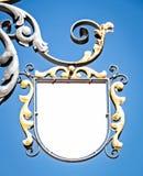 Altes Speicherzeichen Stockbilder