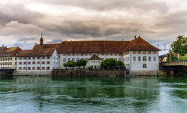 Altes spital, old hospital, Solothurn, Switzerland Royalty Free Stock Images