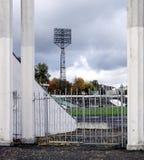 Altes Stadion Stockbild