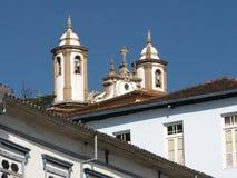Altes Stadt architeture Stockbild