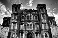 Altes Stadt-Gefängnis Lizenzfreies Stockfoto