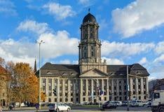 Altes Stadthaus in Berlin, Deutschland Lizenzfreie Stockfotografie
