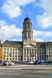 Altes Stadthaus in Berlin, Deutschland lizenzfreies stockbild