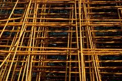 Altes Stahlgestänge Lizenzfreie Stockbilder