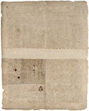 Altes stationäres antikes Papier Stockfoto