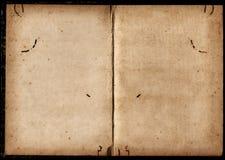 Altes Stempel-Album Lizenzfreies Stockfoto