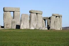 Altes Stonehenge Lizenzfreies Stockbild