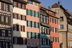 Altes Straßburg Lizenzfreie Stockbilder