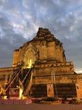 Altes stupa lizenzfreies stockbild