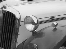 Altes talbot Briten-Auto Lizenzfreies Stockfoto