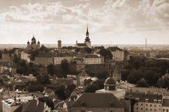 Altes Tallinn Stockfotografie