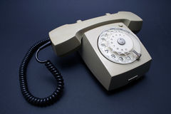 Altes Telefon Stockbilder