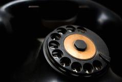 Altes Telefon Stockfotografie