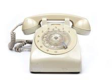 Altes Telefon Stockfoto