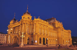 Altes Theatergebäude Stockbilder