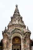 Altes Tor des Tempels Lizenzfreie Stockbilder