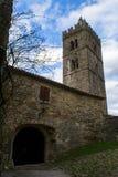 Altes Turm-Summen Stockbild