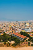 Altes und modernes Athen, Griechenland Stockfoto
