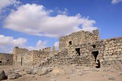Ruiniertes Schloss Lizenzfreie Stockfotos