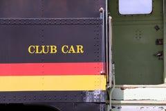 Altes Verein-Auto Stockfotografie