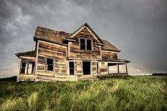 Altes verlassenes Gebäude Lizenzfreies Stockbild