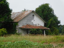 Altes verlassenes Gebäude Lizenzfreie Stockfotos