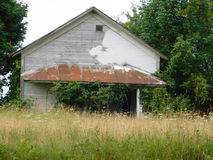Altes verlassenes Gebäude Lizenzfreie Stockbilder
