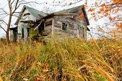Altes verlassenes Haus Lizenzfreie Stockbilder