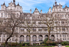Altes Verteidigungsminister-Gebäude in London England Lizenzfreies Stockfoto