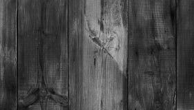 Altes verwittertes graues Holz Stockbild