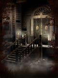 Altes viktorianisches Haus Lizenzfreies Stockfoto