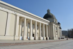 Altes Vilnius Stockfoto