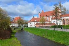 Altes Vilnius Lizenzfreie Stockfotos