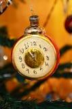 Altes Weihnachtsbaumspielzeug Lizenzfreies Stockfoto