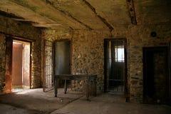 Altes westliches Gefängnis Stockbilder