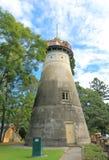 Altes Windmühlen-Observatorium Brisbane Australien Lizenzfreies Stockfoto