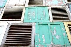 Altes Windows Lizenzfreies Stockfoto