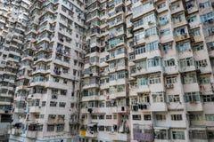 Altes Wohngebäude lizenzfreies stockfoto
