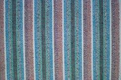 Altes woolen Gewebe, farbiges Gewebe Lizenzfreies Stockfoto