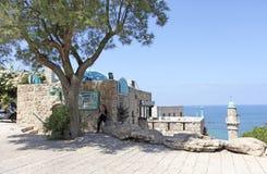Altes Yaffo, Israel Stockfotos
