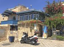 Altes Yaffo (Jaffa, Yafo), Israel Stockbild