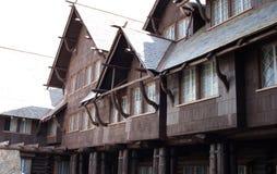 Altes zuverlässiges Gasthaus Lizenzfreies Stockfoto