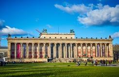 Altesmuseum Berlijn, Duitsland stock fotografie