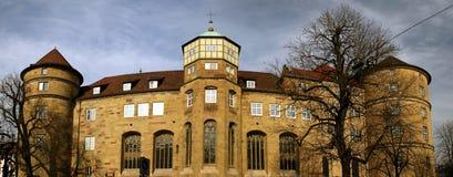 altesschloss stuttgart Royaltyfri Fotografi