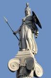 Altgriechische Statue Stockfotos