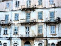 Altgriechischgebäude Stockfotos