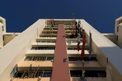 Alti appartamenti dell'edilizia popolare di aumento a Singapore Immagine Stock Libera da Diritti